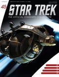 Star Trek The Official Starship Collection (2013 Magazine & Figure) ITEM#45