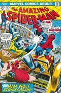 Amazing Spider-Man (1963 1st Series) Mark Jewelers 125MJ&ALKA