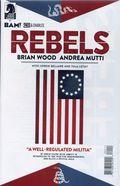 Rebels (2015 Dark Horse) 1BAM