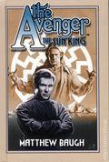 Avenger The Sun King HC (2015 A Moonstone Novel) 1-1ST