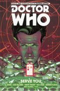 Doctor Who HC (2015 Titan Comics) The 11th Doctor 2-1ST