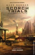 Maze Runner The Scorch Trials GN (2015 Boom Studios) Official Graphic Novel Prelude 1-1ST