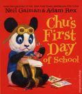 Chu's First Day of School HC (2015 Harper) A Board Book by Neil Gaiman 1-1ST