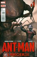Ant-Man Larger Than Life (2015) 1