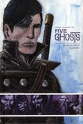 Five Ghosts HC (2015 Image) The Deluxe Edition 1-1ST