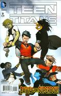 Teen Titans (2014 5th Series) 9A