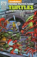 Teenage Mutant Ninja Turtles New Animated Adventures (2013 IDW) 24