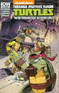 Teenage Mutant Ninja Turtles New Animated Adventures (2013 IDW) 24SUB