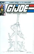 GI Joe Real American Hero (2010 IDW) 215RI