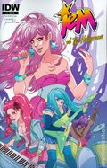 Jem and the Holograms (2015 IDW) 4RI