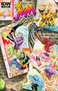 Jem and the Holograms (2015 IDW) 4SUB
