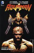 Aquaman HC (2012-2016 DC Comics The New 52) 6-1ST