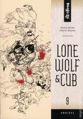 Lone Wolf and Cub Omnibus TPB (2013- Dark Horse) 9-1ST