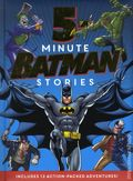 5-Minute Batman Stories HC (2015 HarperCollins) 1-1ST