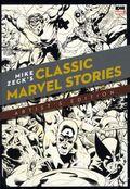 Mike Zeck's Classic Marvel Stories HC (2015 IDW/Marvel) Artist's Edition 1-1ST