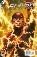 Flash Season Zero (2014 DC) 10