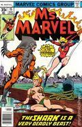 Ms. Marvel (1977 1st Series) Mark Jewelers 15MJ