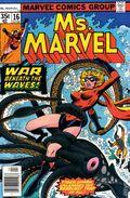 Ms. Marvel (1977 1st Series) Mark Jewelers 16MJ