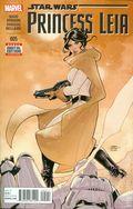 Star Wars Princess Leia (2015 Marvel) 5