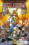 Secret Wars Battleworld (2015) 1E