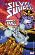 Silver Surfer Rebirth of Thanos TPB (2006 Marvel) New Edition 1-REP