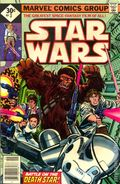 Star Wars (1977 Marvel) 3-30CWHITMAN