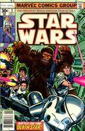 Star Wars (1977 Marvel) 3-30CNEWSSTAND-R