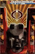 Transformers vs. G.I. Joe (2014 IDW) 7RI