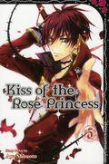 Kiss of the Rose Princess GN (2014 Viz Digest) 5-1ST