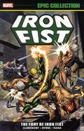 Iron Fist The Fury of Iron Fist TPB (2015 Marvel) Epic Collection 1-1ST
