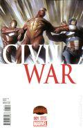 Civil War (2015 Marvel) Secret Wars 1B