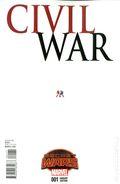Civil War (2015 Marvel) Secret Wars 1C