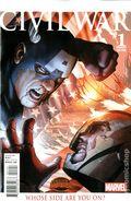 Civil War (2015 Marvel) Secret Wars 1E