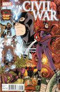Civil War (2015 Marvel) Secret Wars 1F