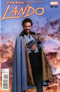 Star Wars Lando (2015 Marvel)  1E