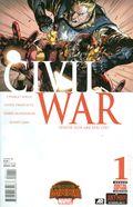 Civil War (2015 Marvel) Secret Wars 1A
