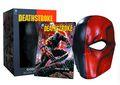 Deathstroke Book and Mask Set (2015 DC) SET#1