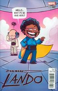 Star Wars Lando (2015 Marvel)  1I
