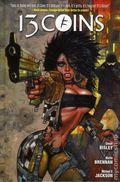 13 Coins HC (2015 Titan Comics) 1-1ST