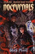 Nocturnals Black Planet TPB (2015 Big Wow Art) 2nd Edition 1-1ST