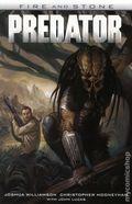 Predator Fire and Stone TPB (2015 Dark Horse) 1-1ST