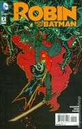 Robin Son of Batman (2015) 2A