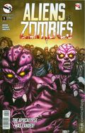 Aliens vs. Zombies (2015 Zenescope) 1B