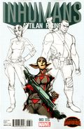 Inhumans Attilan Rising (2015) 3B