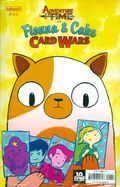 Adventure Time Fionna and Cake Card Wars (2015 Boom) 1A