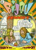 Bijou Funnies (1968) Underground Issue 6, Printing 2