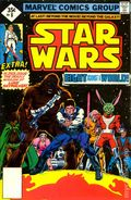 Star Wars (1977 Marvel) Whitman 3-Pack Diamond Variants 8WHITMAN