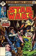 Star Wars (1977 Marvel) Whitman 3-Pack Diamond Variants 9WHITMAN