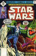 Star Wars (1977 Marvel) Whitman 3-Pack Diamond Variants 10WHITMAN