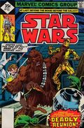 Star Wars (1977 Marvel) Whitman 3-Pack Diamond Variants 13WHITMAN